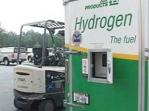Xe nâng pin nhiên liệu hydro là một lựa chọn khả thi